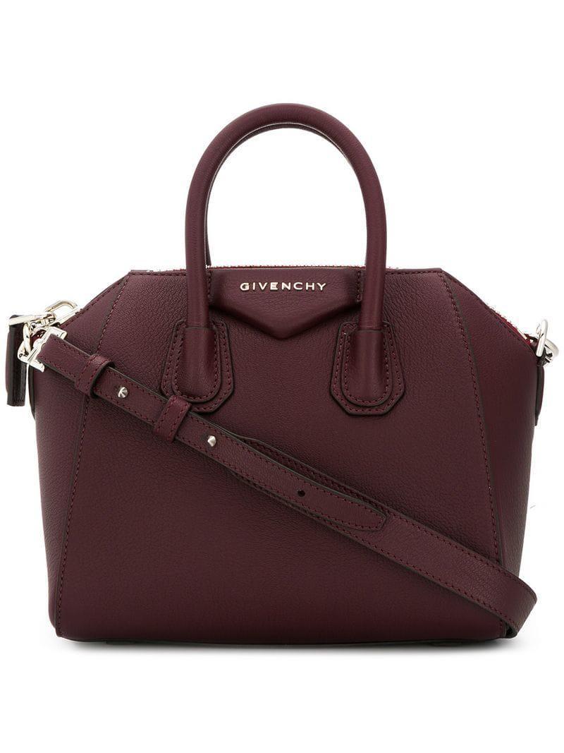 ... Antigona Mini Tote Bag - Lyst. View fullscreen 8ea924a0cb