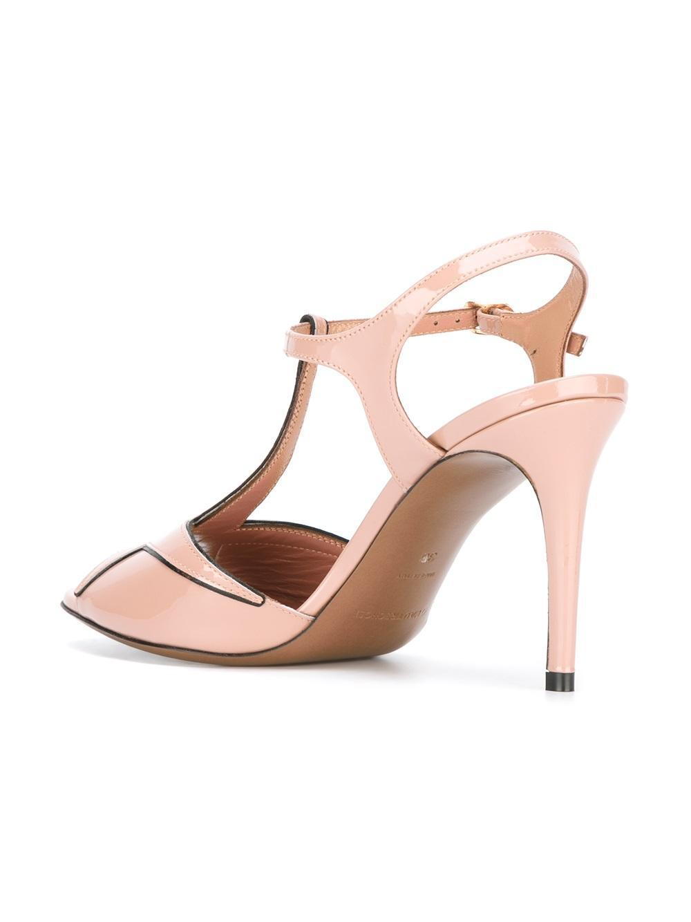 L'a Choisi Des Sandales T Autre-bar - Rose Et Violet HYQiS1mq
