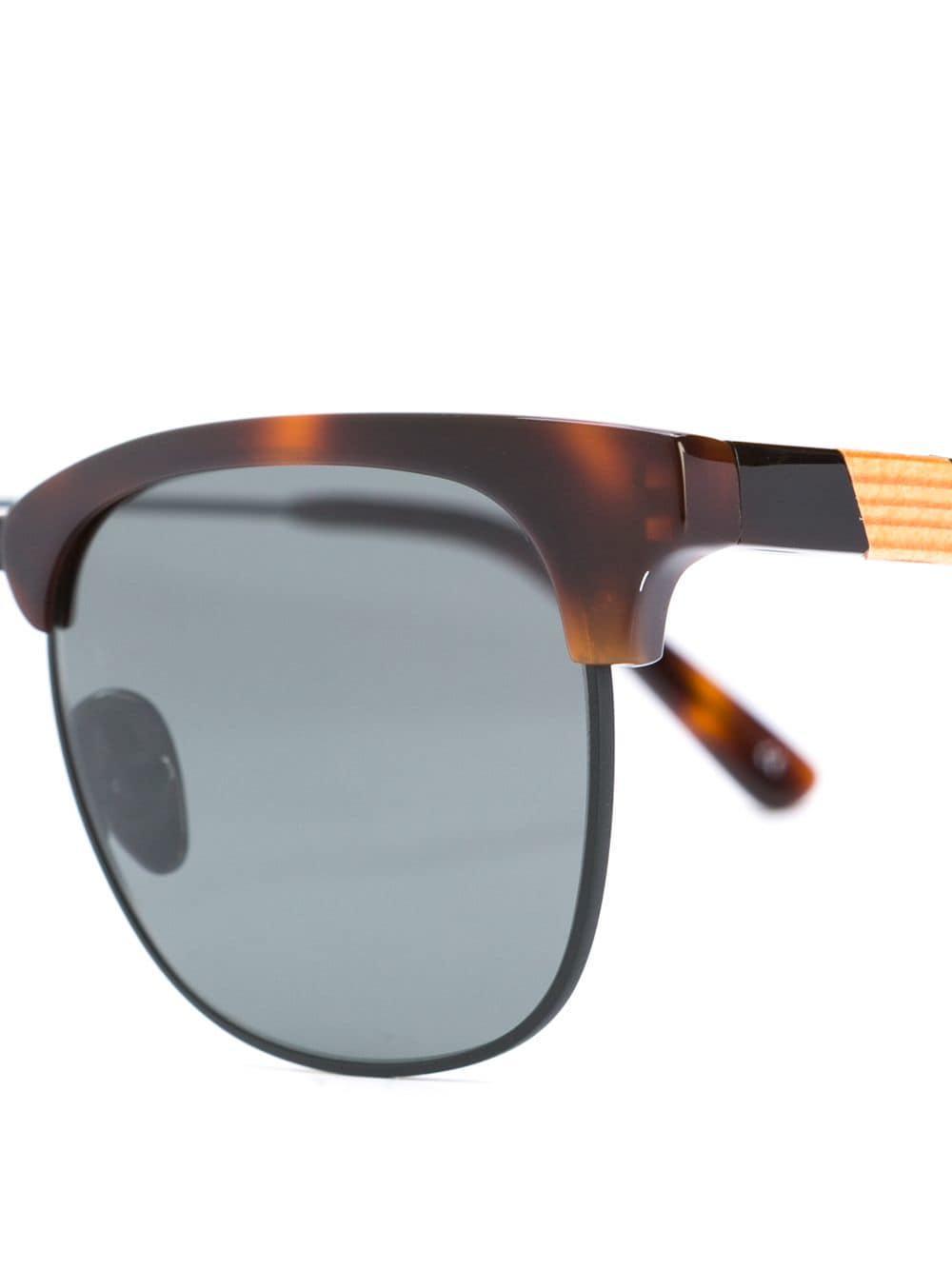 b54547e129b Lyst - Westward Leaning Vanguard 25 Sunglasses in Brown