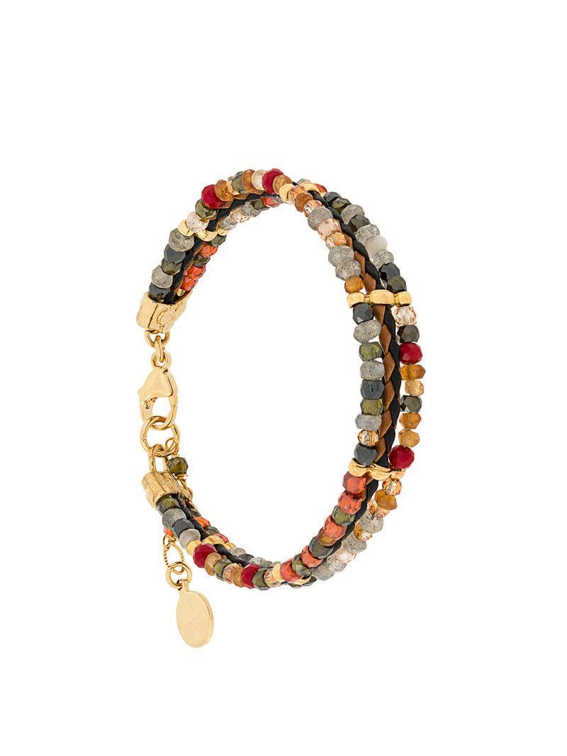 Gas Bijoux Cielo Triple bracelet - Multicolour HM9uRRtRbX