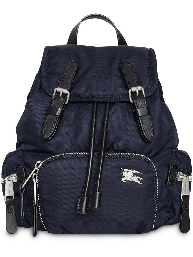 d62af4bfacfe burberry-Blue-The-Small-Crossbody-Rucksack-In-Puffer-Nylon.jpeg