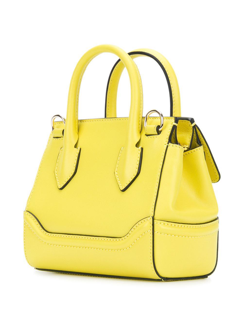 small Medusa Empire tote - Yellow & Orange Versace Recommend Discount 4SliFwx0