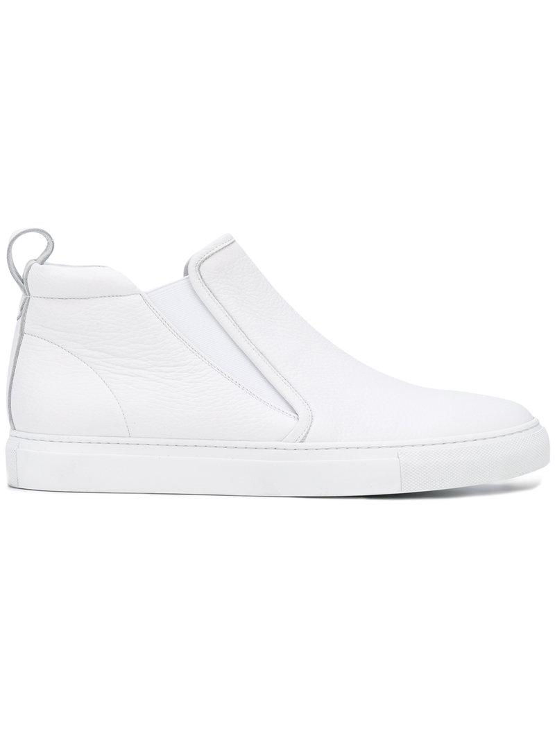 slip-on sneakers - White Aiezen Free Shipping Fast Delivery Affordable Online Outlet For Sale Free Shipping Best Sale Cheap Sale Shop OPU5zM8