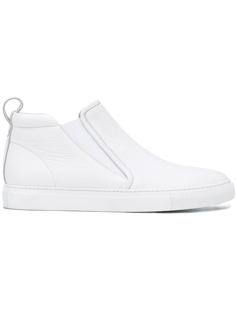 Aiezen Slip-on Chaussures De Sport - Noir y1XSj3AP