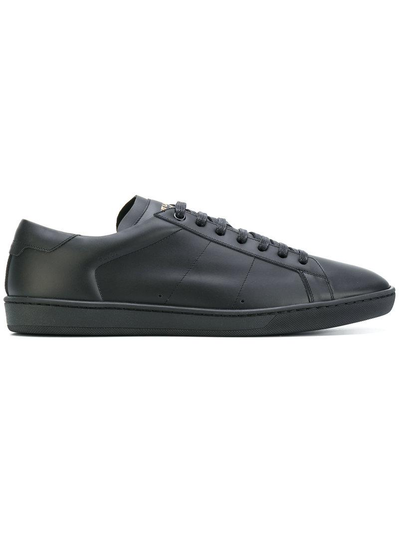 Signature Court Classic SL/01 sneakers - Black Saint Laurent uM1IvR