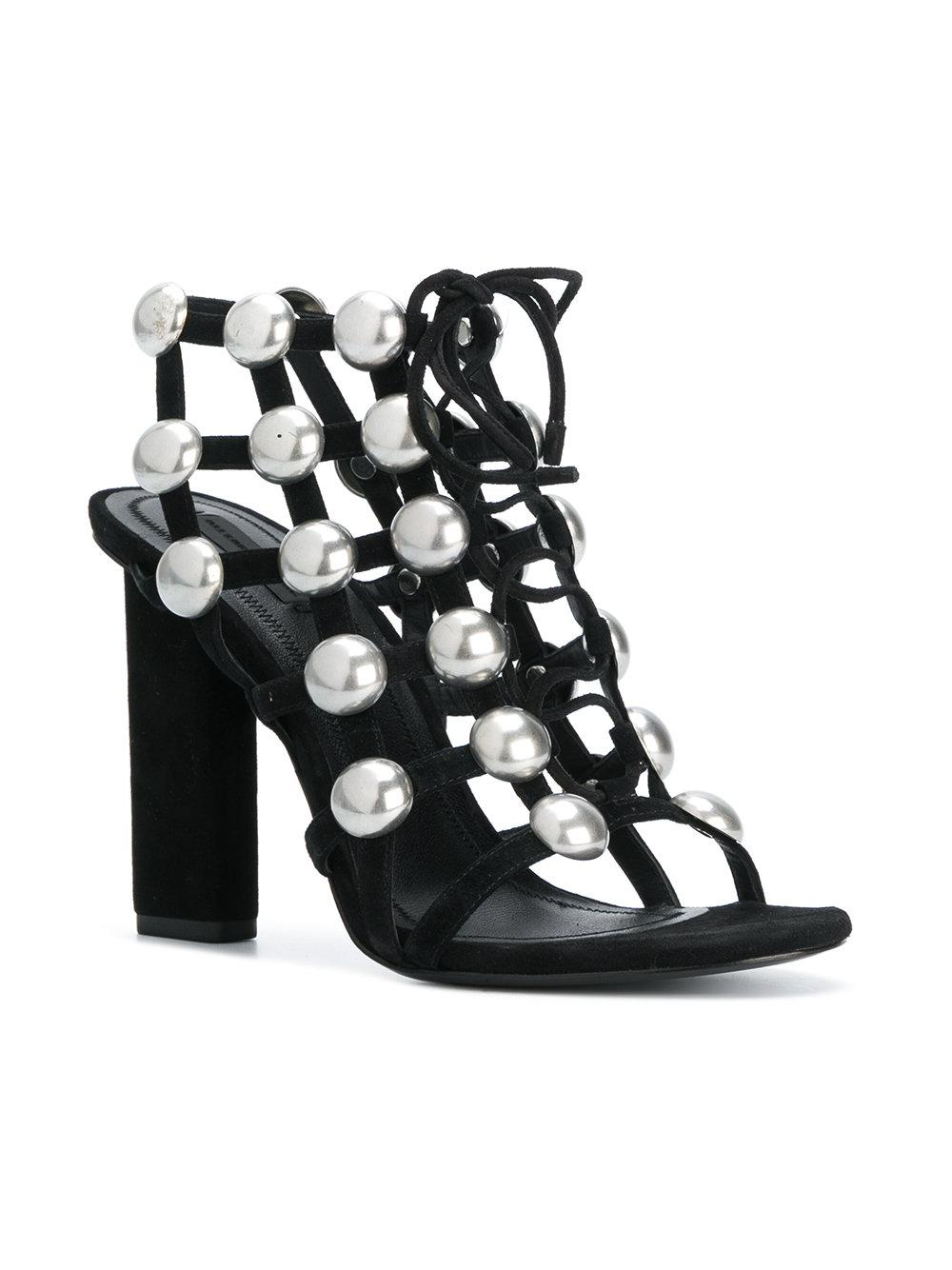Rubie sandals - Black Alexander Wang fMDsznV2