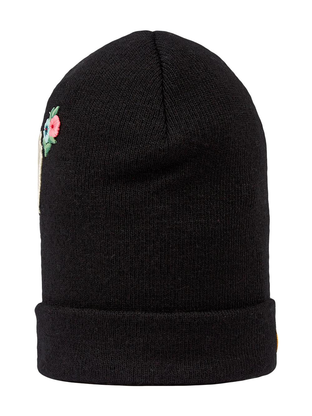 6476cfb32ceff Gucci Wool Hat With Ny Yankeestm Patch in Black - Save 9% - Lyst