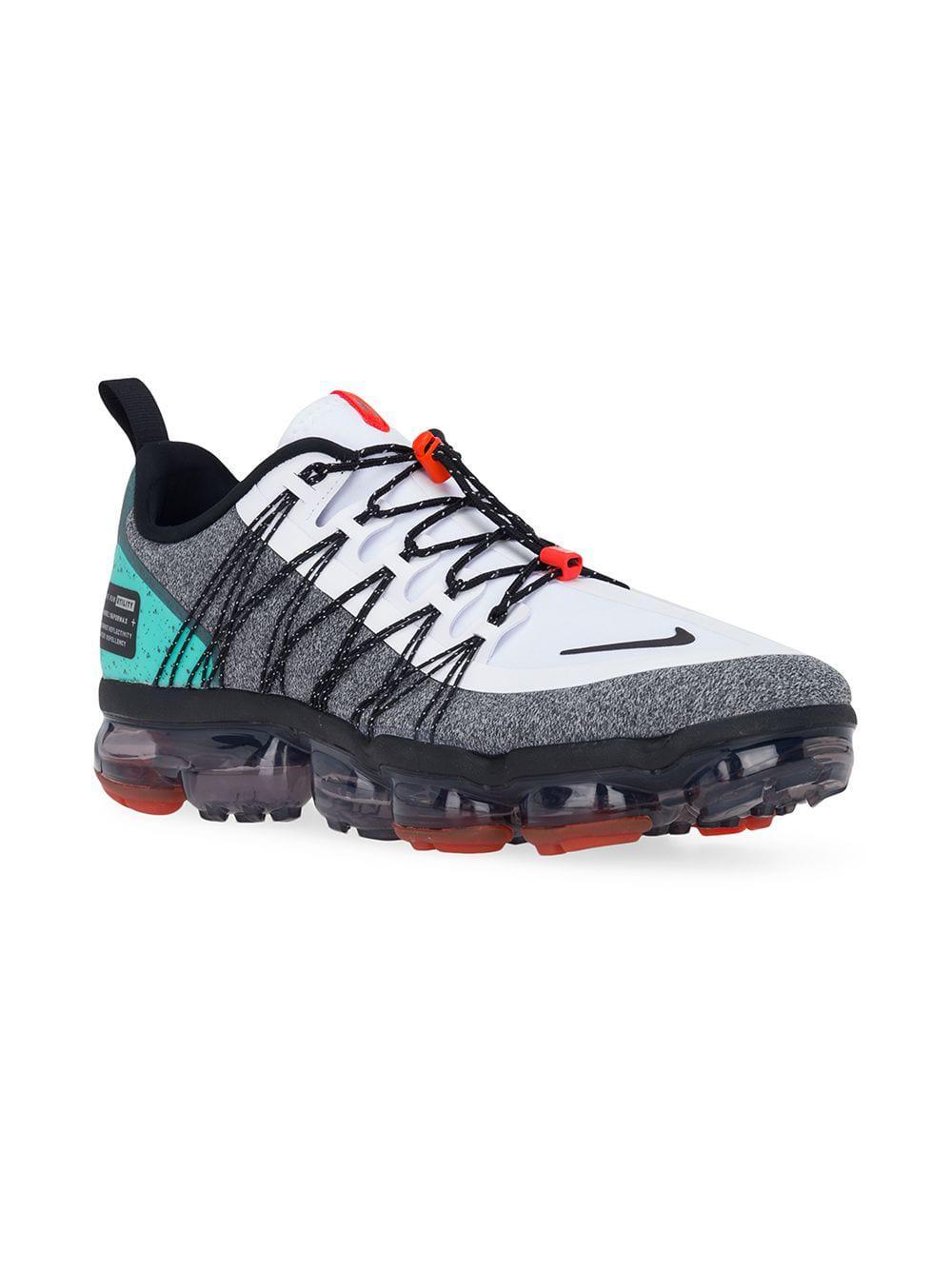 48ca3bb727 Nike - White Air Vapormax Run Utility Sneakers for Men - Lyst. View  fullscreen