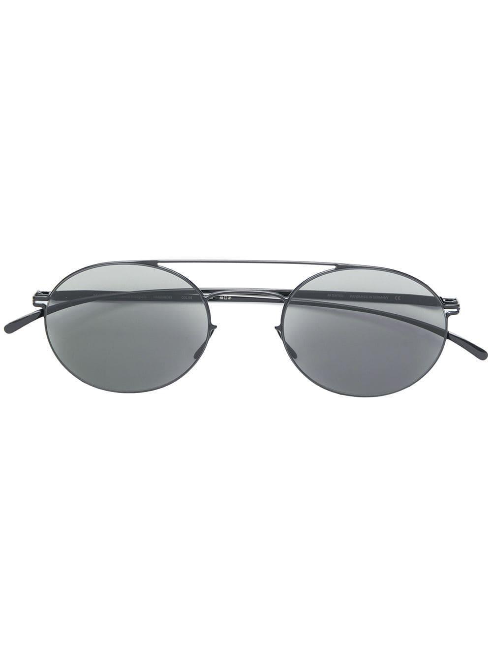 e8767f20d7 Mykita redondo de negro Lyst gafas sol teñidas 5rp5q60