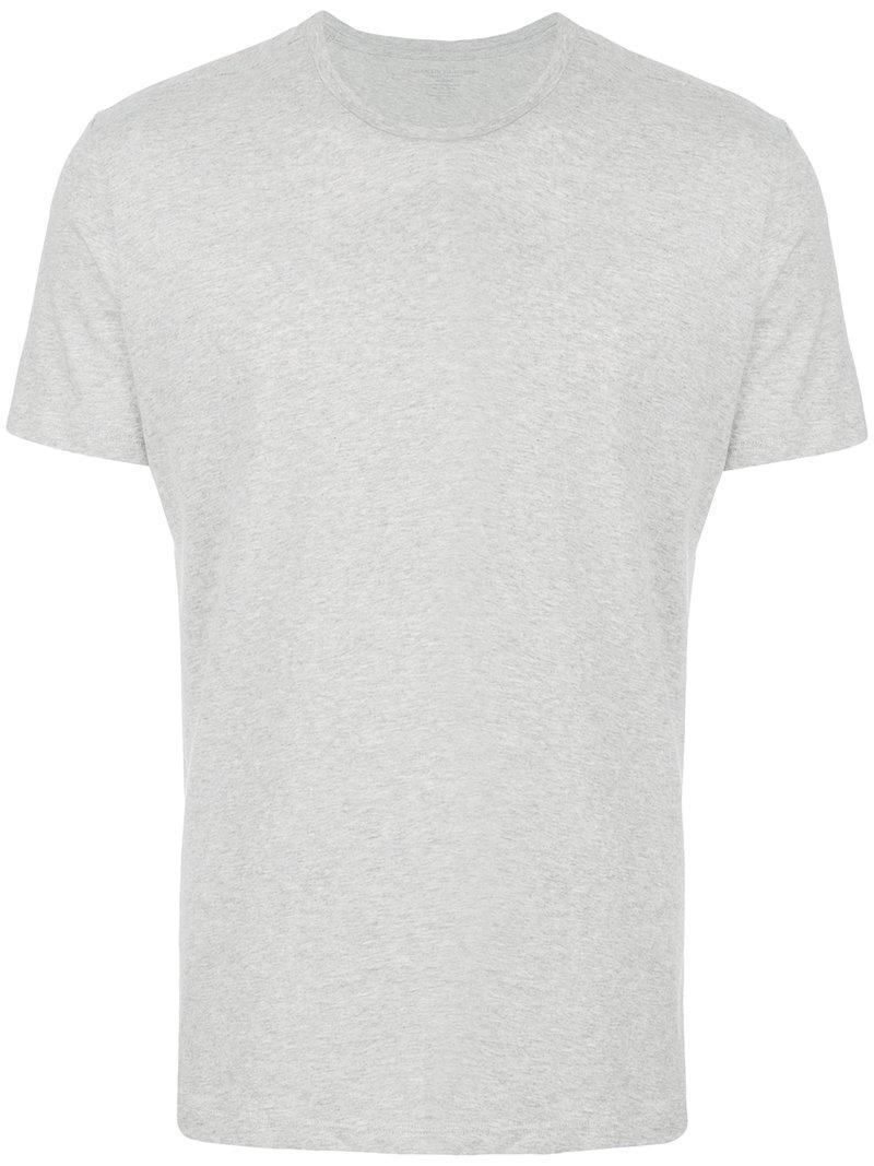 Majestic Filatures classic T-shirt - Black Factory Outlet Cheap Sale Manchester Great Sale M3jxfw