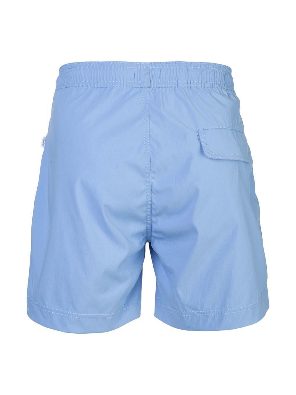 cce8d5d7dd Lyst - Onia Calder Swimming Trunks in Blue for Men