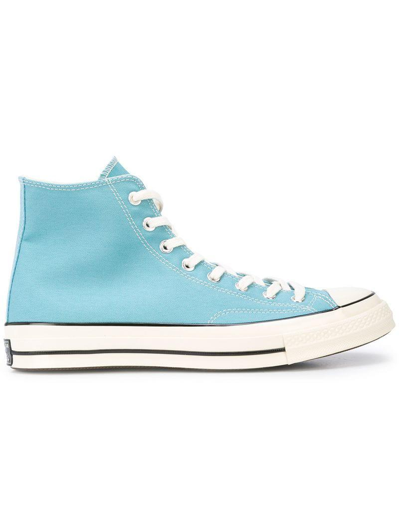 8b8f2646a911 Lyst - Converse Chuck Taylor All Star  70 Hi-top Sneakers in Blue ...