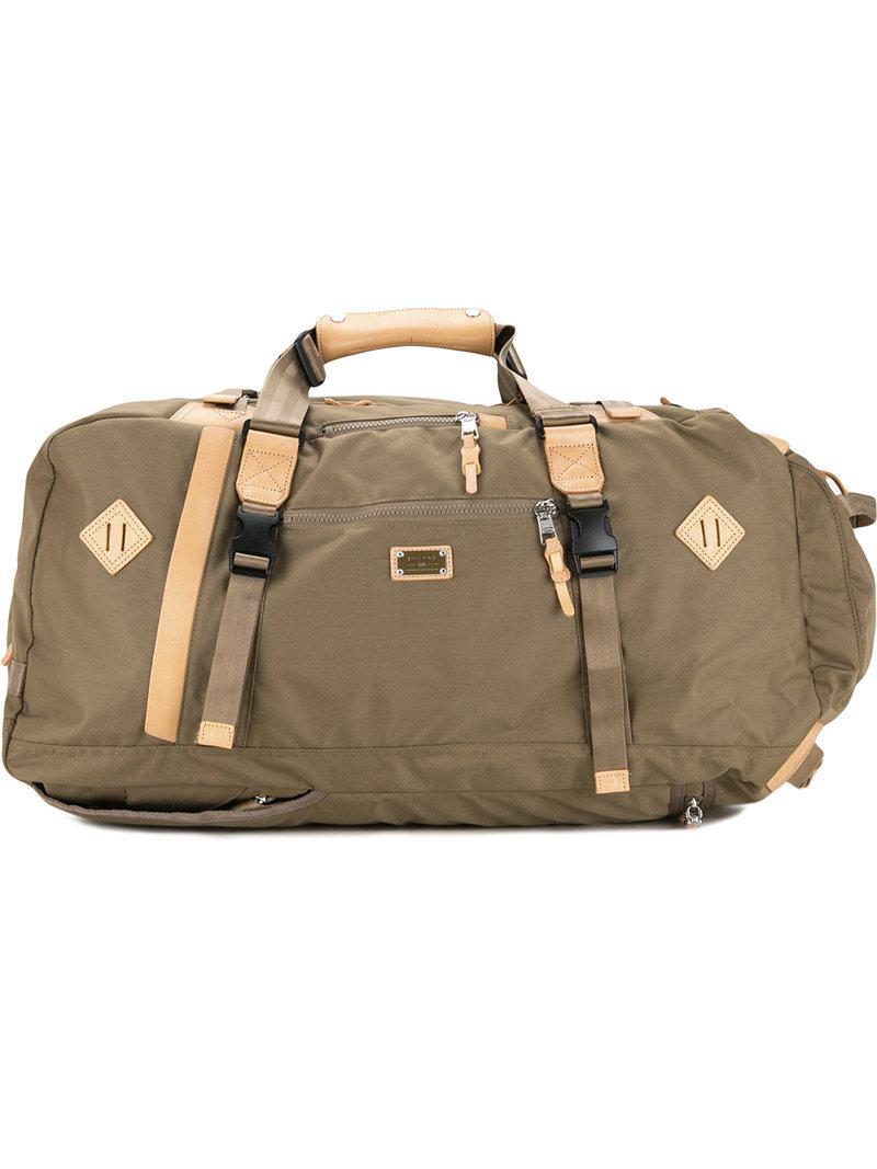 As2ov Ballistic Nylon 3way Boston Bag In Brown For Men Lyst