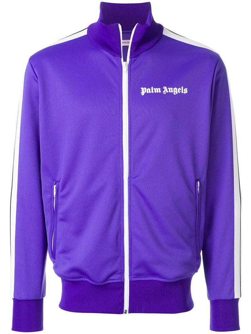 timeless design 6017a d8d7f palm-angels-Purple-Zipped-Up-Track-Jacket.jpeg