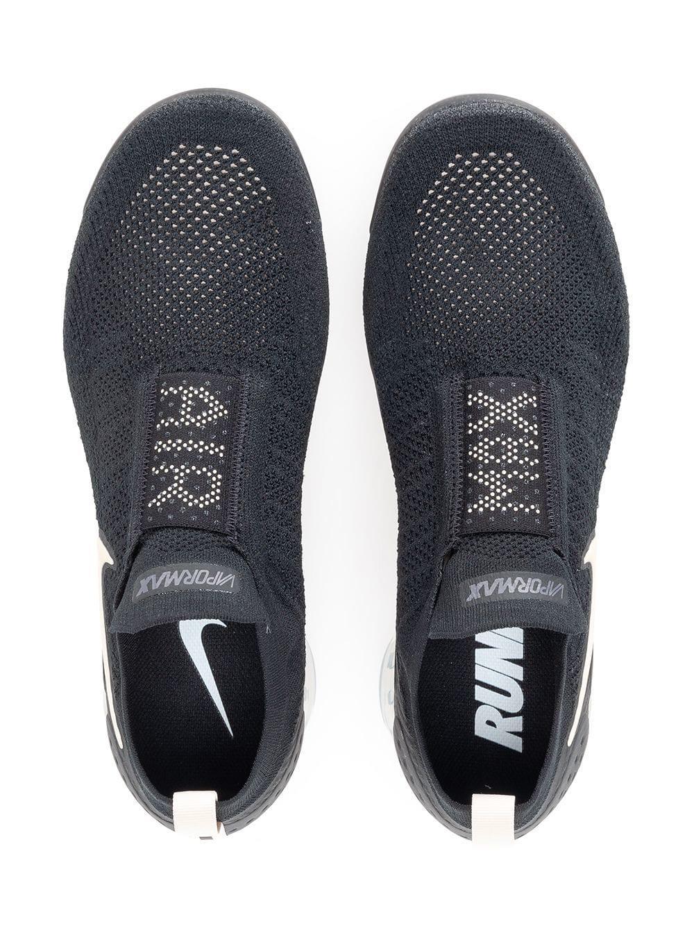 c110ddfc0f37 Nike - Black Air Vapormax Flyknit Moc 2 Sneakers for Men - Lyst. View  fullscreen