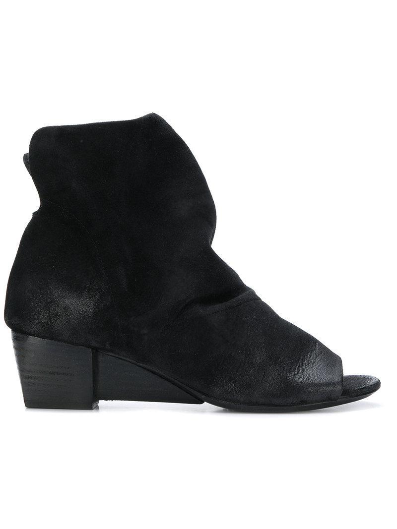 slip-on booties - Black Mars��ll GZsWwclh9V