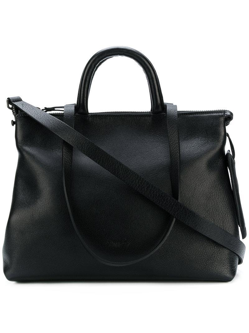 Cheap View casual tote bag - Black Marsèll Original Online lQDUdpxLe