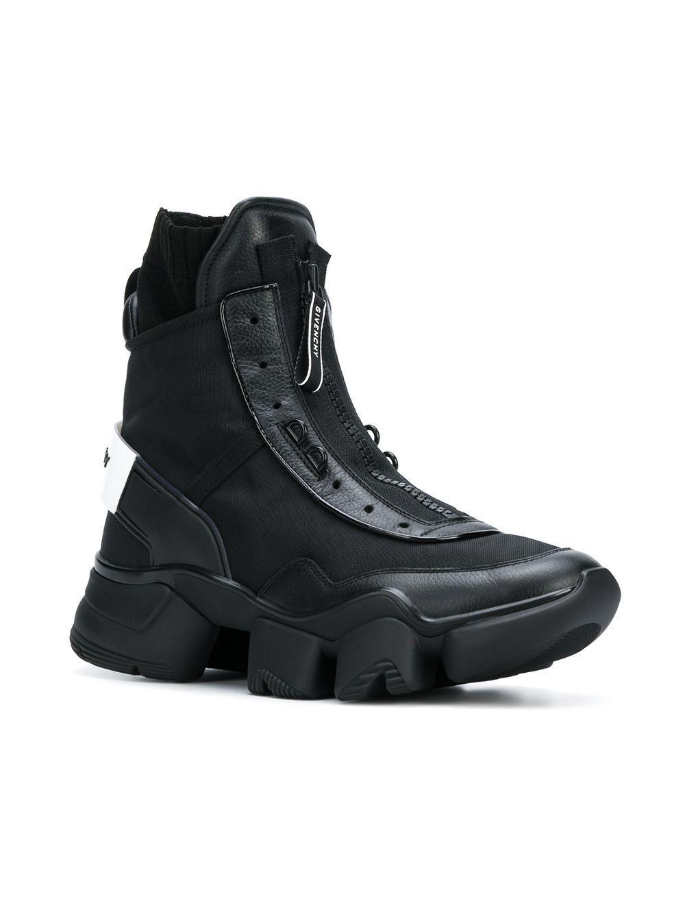 1e7b302b3bb Lyst - Baskets montantes Jaw Givenchy pour homme en coloris Noir