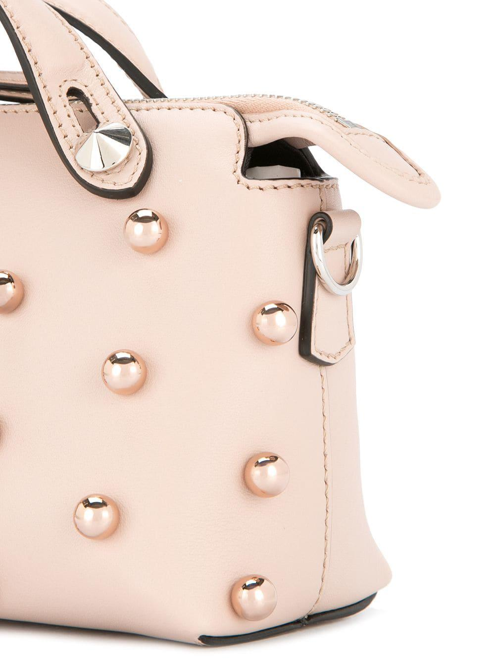 dccf74479d Lyst - Fendi By The Way Bag in Pink