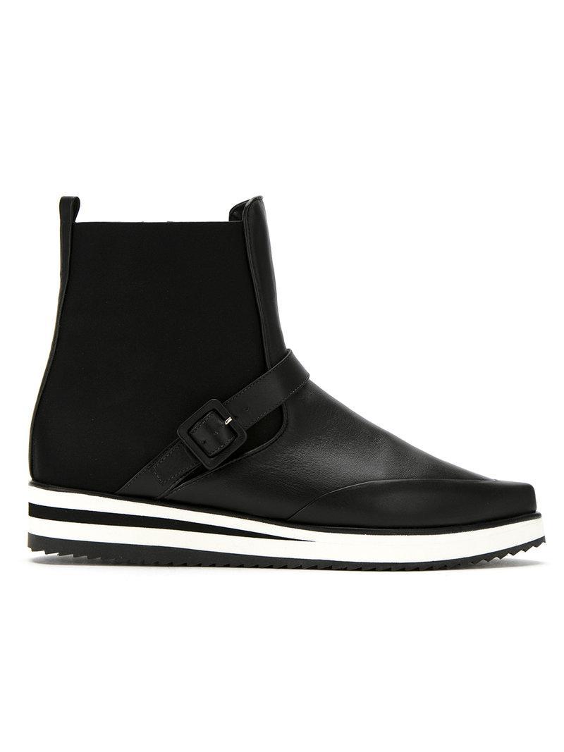 Achat Vente Pas Cher Jeu Grand Escompte Mara Mac Leather boots Jeu Site En Ligne Officiel Vente Pas Cher Prix Le Plus Bas Vente Lieux De Sortie l5Bp0cDO9