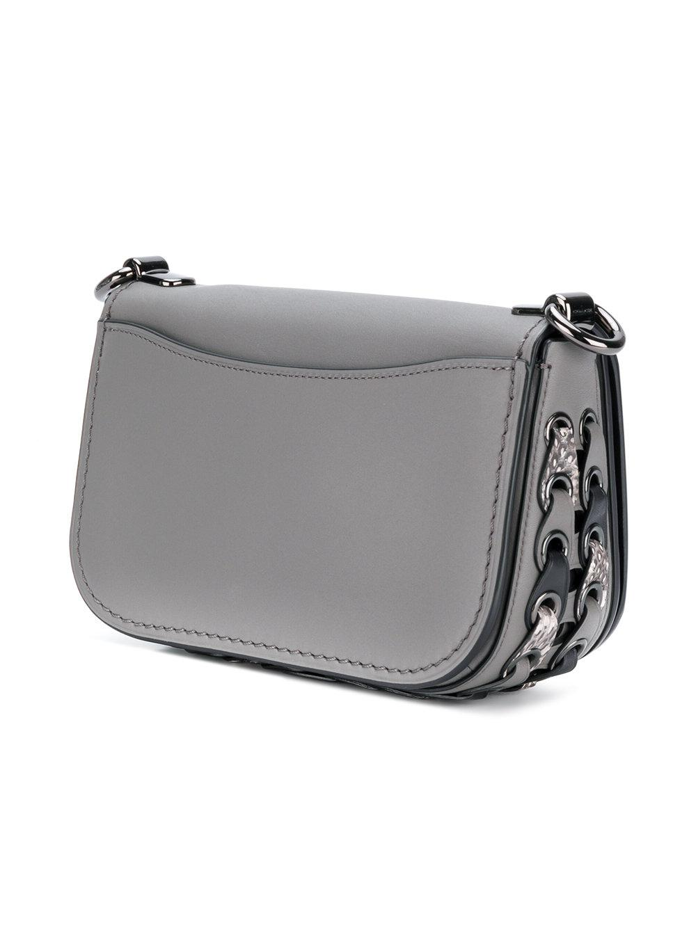 f9ac9d551 Lyst - COACH Swagger 20 Cross Body Bag in Gray