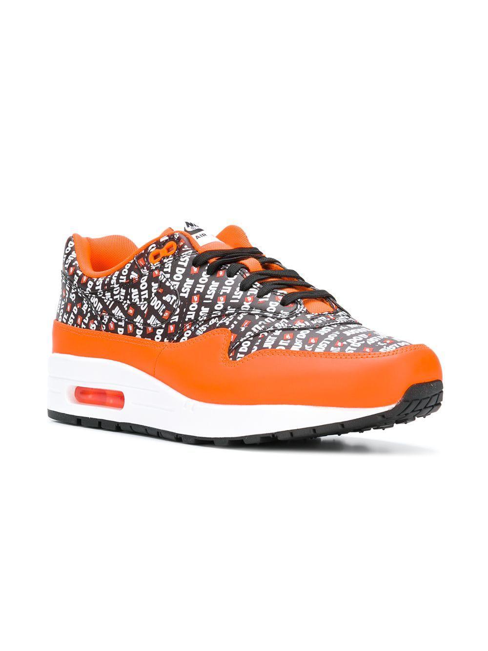 c6d4711e31a Lyst - Baskets Air Mac 1 Premium Just Do It Nike pour homme en coloris Noir
