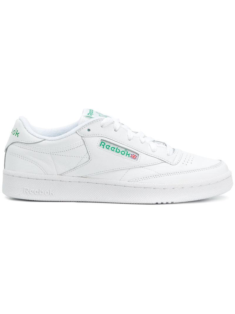e9afafe76edd6 Reebok - White Club C 85 Archive Sneakers for Men - Lyst. View fullscreen