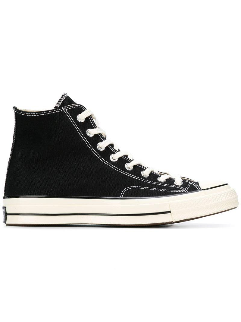 7dcfa803df6a Converse Chuck Taylor Allstar 70 Sneakers in Black for Men - Lyst