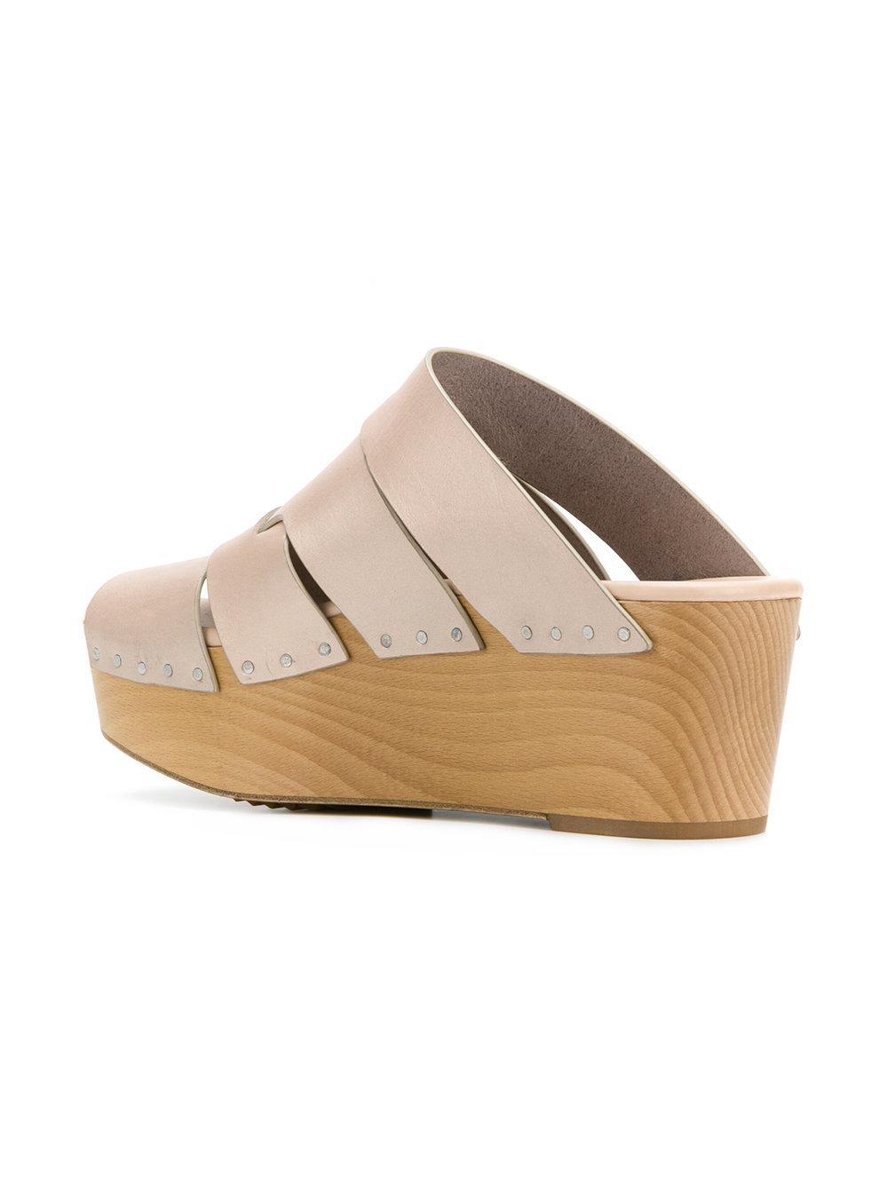 platform sandals - Nude & Neutrals Rick Owens T1Iztt