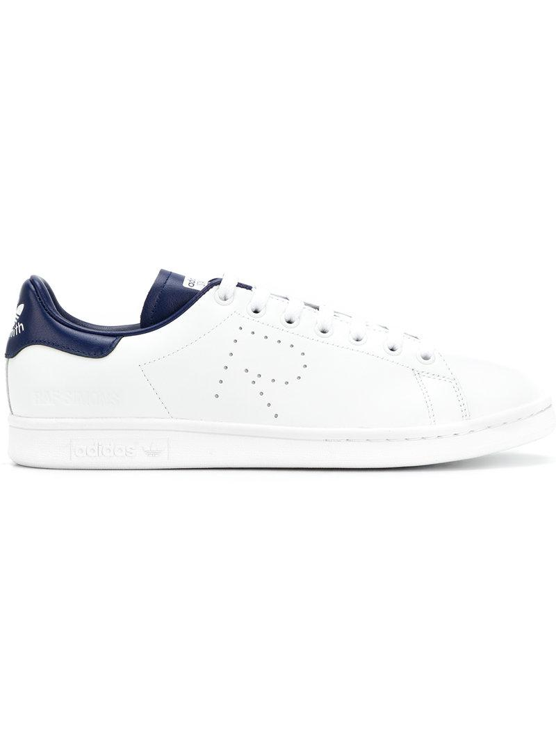 fcc94eb48835 Lyst - adidas By Raf Simons Rs Stan Smith Sneakers in White for Men