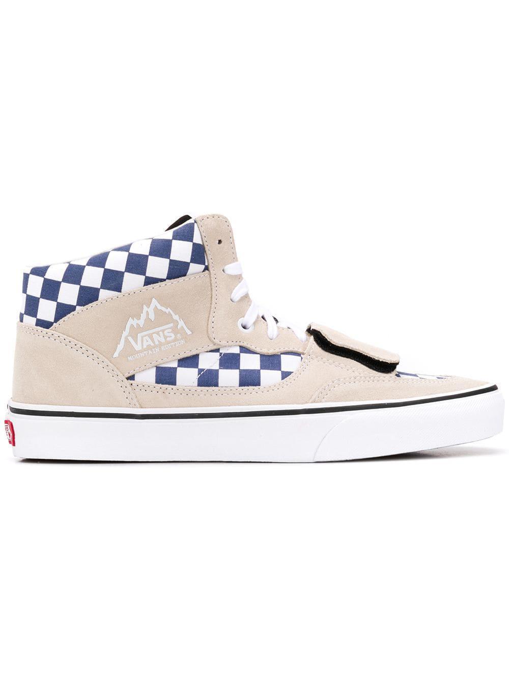 14c55556d6 Vans Mountain Edition Hi-top Sneakers in Blue for Men - Lyst