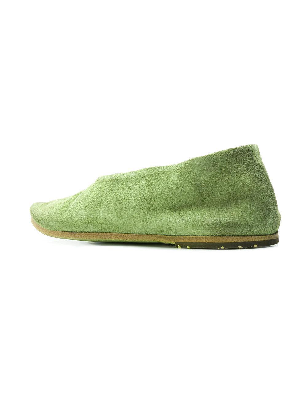 MARSèLL Smooth ballerina shoes UUwWye