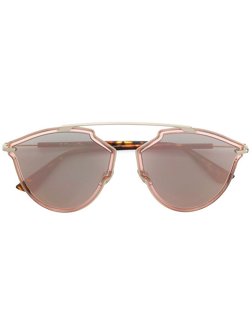 Wide Range Of So Real aviator sunglasses - Metallic Dior Discount Deals rpEMxwWK0q