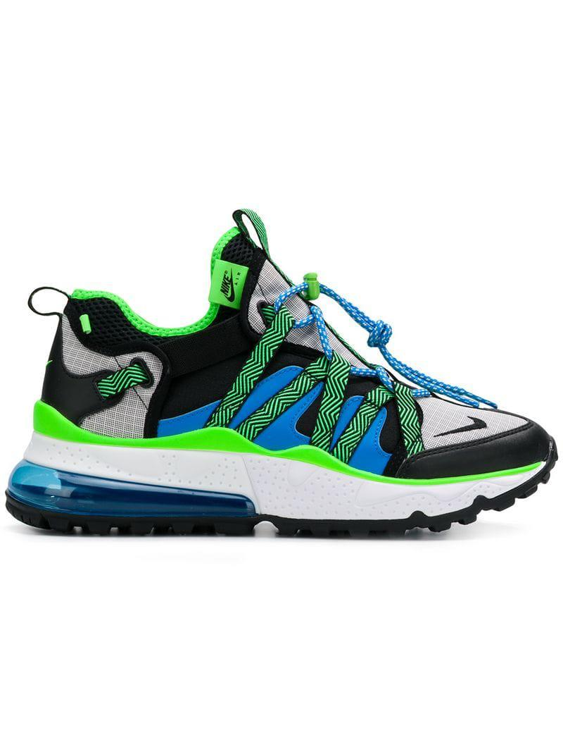 a3dba9ff44 Nike - Green Air Max 270 Bowfin Sneakers for Men - Lyst. View fullscreen