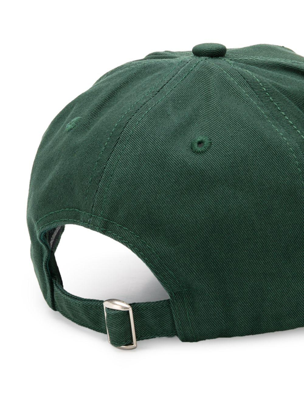 Dsquared² Embroidered Superior Baseball Cap in Green for Men - Lyst bc02e9ccdca