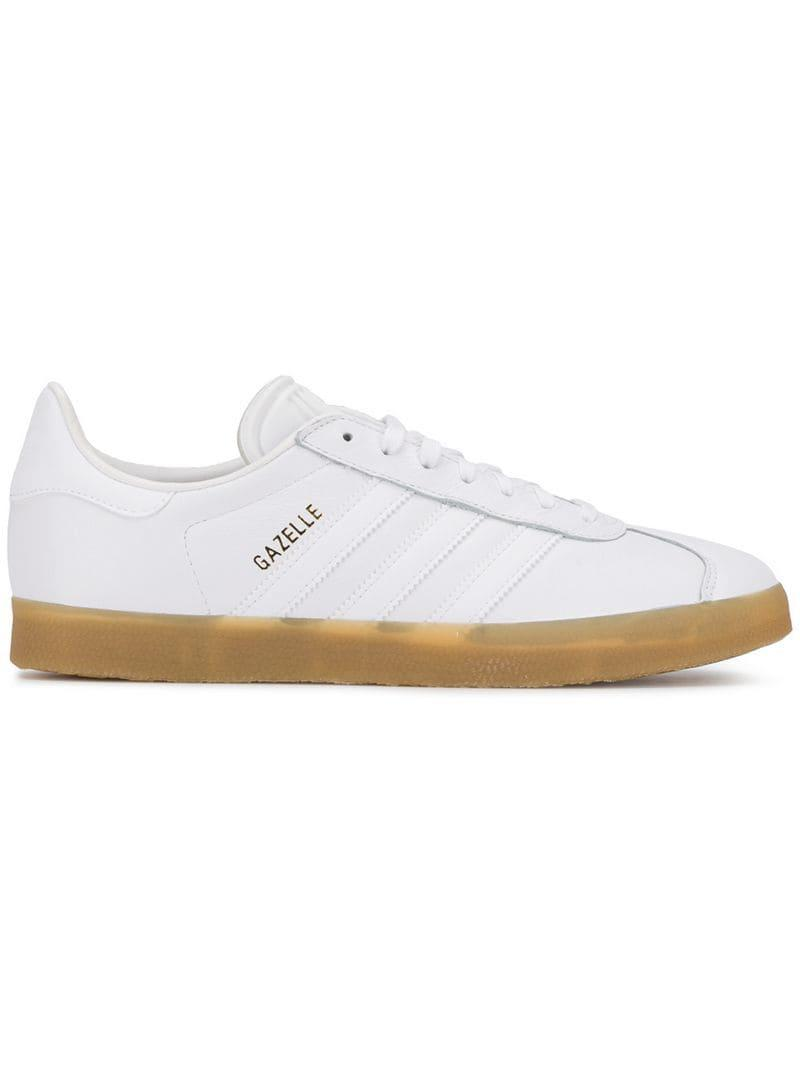 205eac08b639 Adidas Low Top Sneakers in White for Men - Lyst