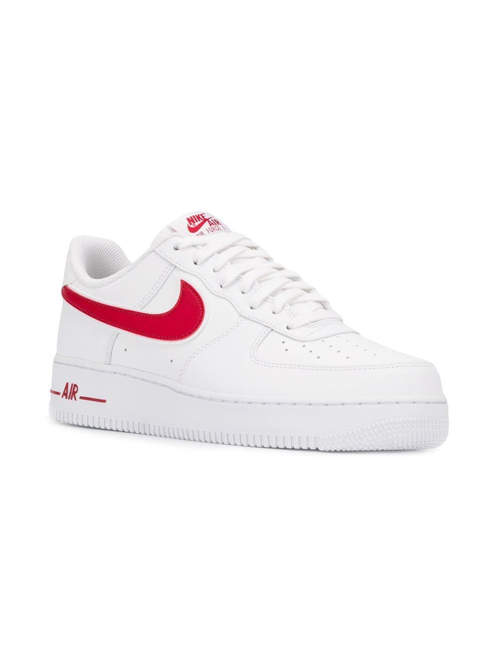 new style c6c18 7c57f Nike - White Air Force 1 Sneakers for Men - Lyst. View fullscreen