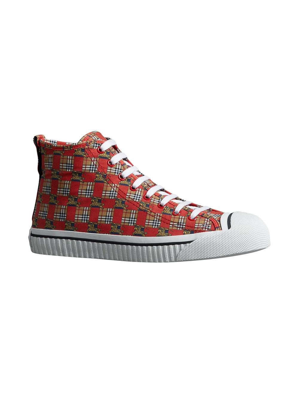 2b387fda8179 burberry-red-Tiled-Archive-Print-Cotton-High-top-Sneakers.jpeg