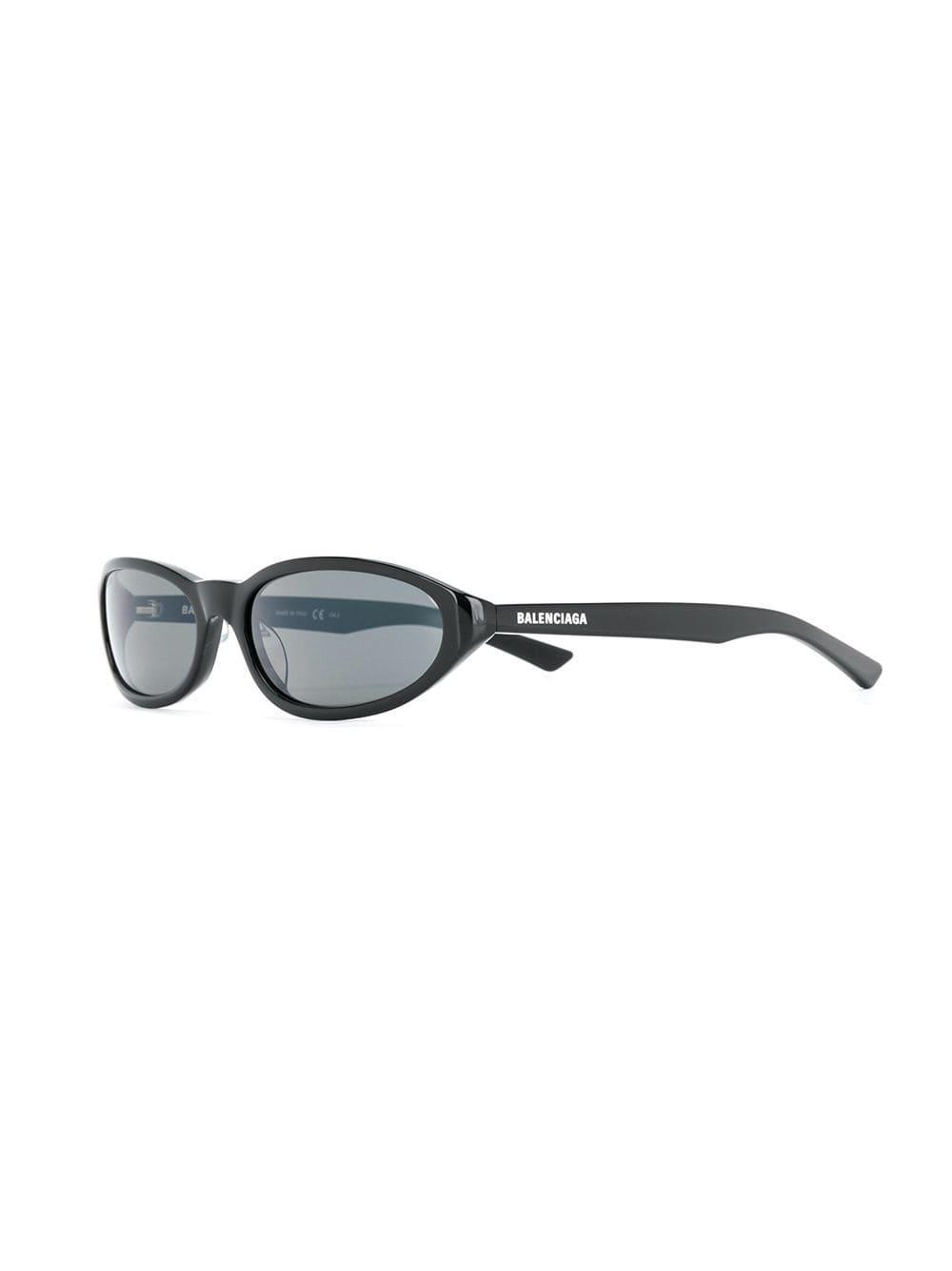 6592a1ba20 Balenciaga neo sunglasses in black for men lyst jpg 1000x1334 Neo sunglasses