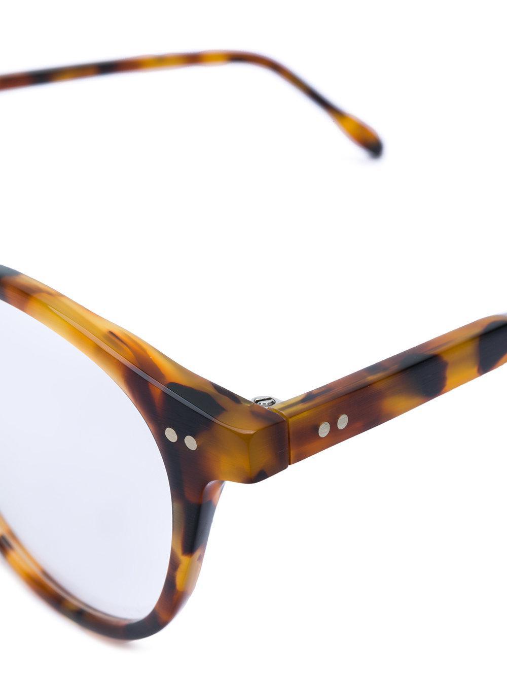 Pantos redondas Paris gafas de carey qrfUq1