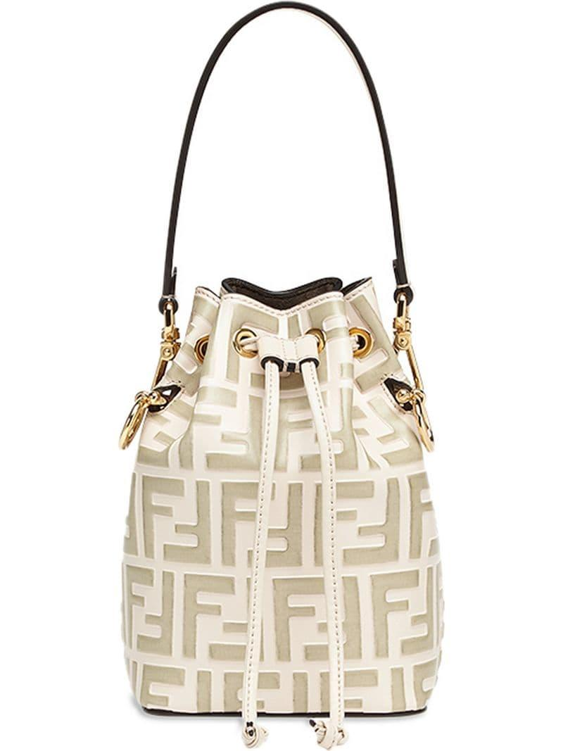 48015b1c911e Fendi. Women s Mon Tresor Mini Bag