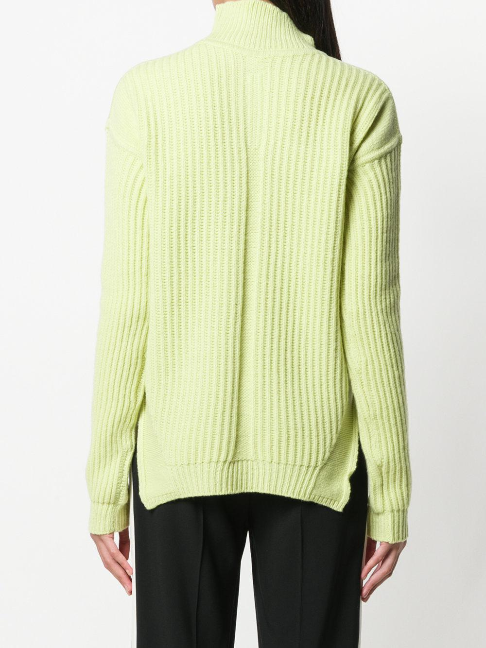 roll neck jumper - Green Rick Owens Best Seller Cheap Price Get The Latest Fashion Discount Codes Shopping Online Buy Cheap Shopping Online p6fdVTvl