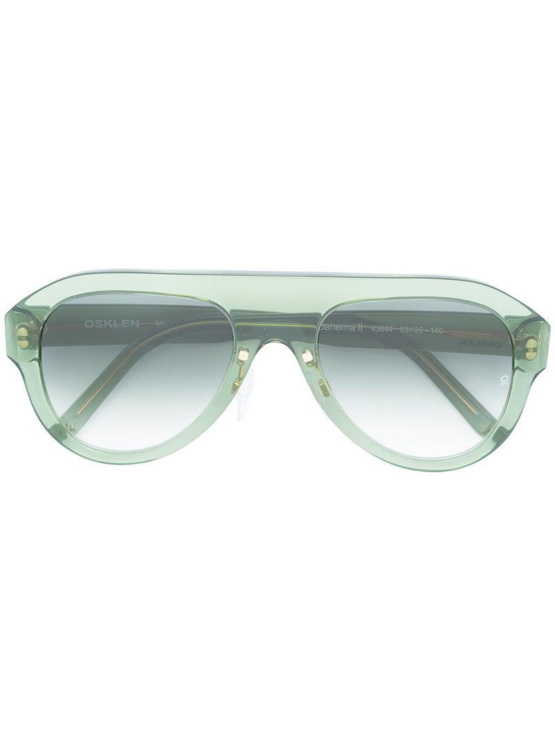 Ipanema Ii Gafas De Sol - Osklen Verde S1YBxnP9
