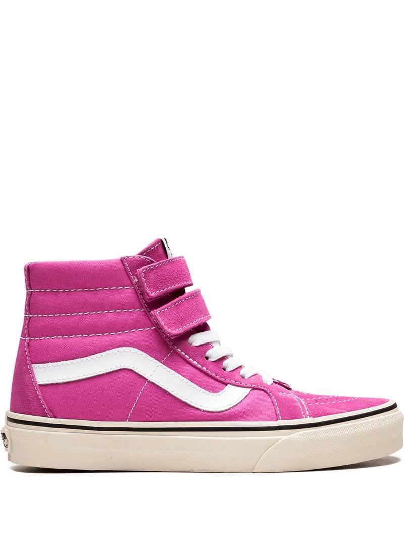 a8f4c48449 Vans Sk8-hi Reissue V Hi-top Sneakers in Pink for Men - Lyst