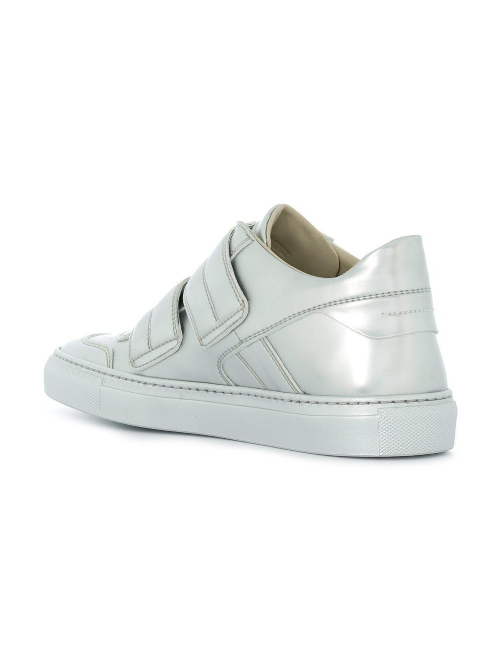 contrast strap sneakers - Grey Maison Martin Margiela YqFBTU