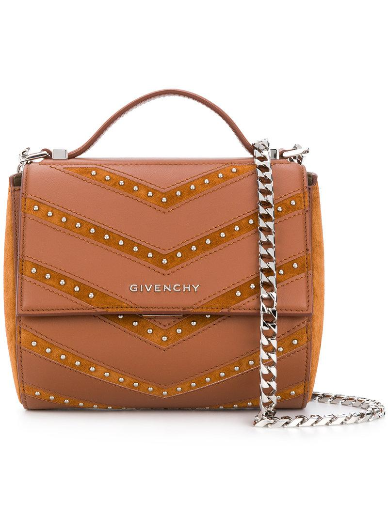 Gallery. Previously sold at  Farfetch · Women s Box Bags Women s Chain  Strap Bags Women s Givenchy Pandora e99b1b3fa2