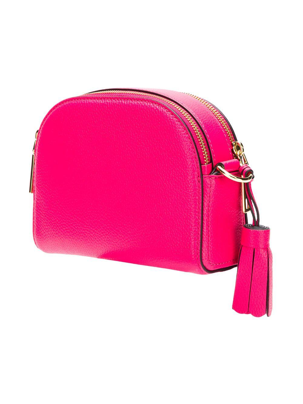 26141d2cdf50 Marc Jacobs Double J Shutter Bag in Pink - Save 39.80769230769231 ...