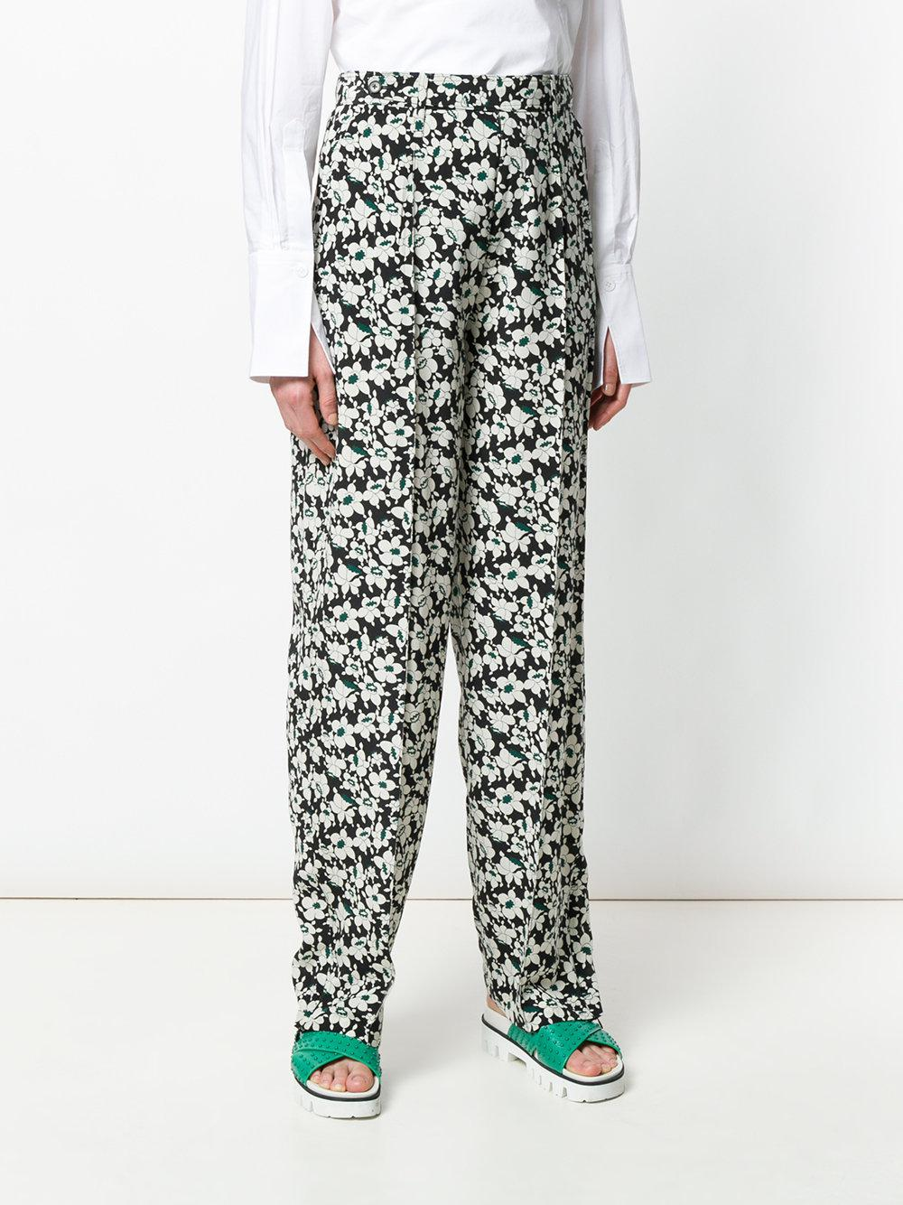 Beam-Daffodil trousers - Multicolour Joseph