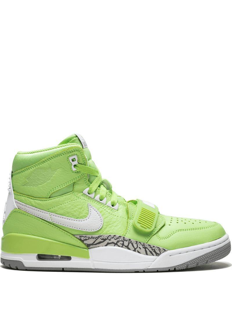 promo code bff65 6375e Nike. Men s Green Air Legacy 312 Sneakers