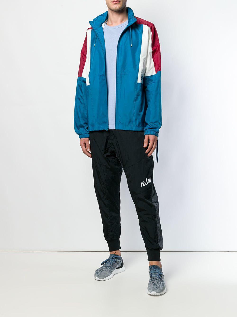 Nike - Green Sportswear Woven Jacket for Men - Lyst. View fullscreen 9627cc5fb67d